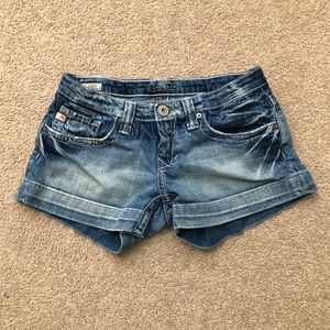 Big Star Casey Denim Shorts
